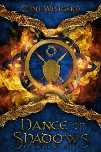 Dance of Shadows eBook Cover